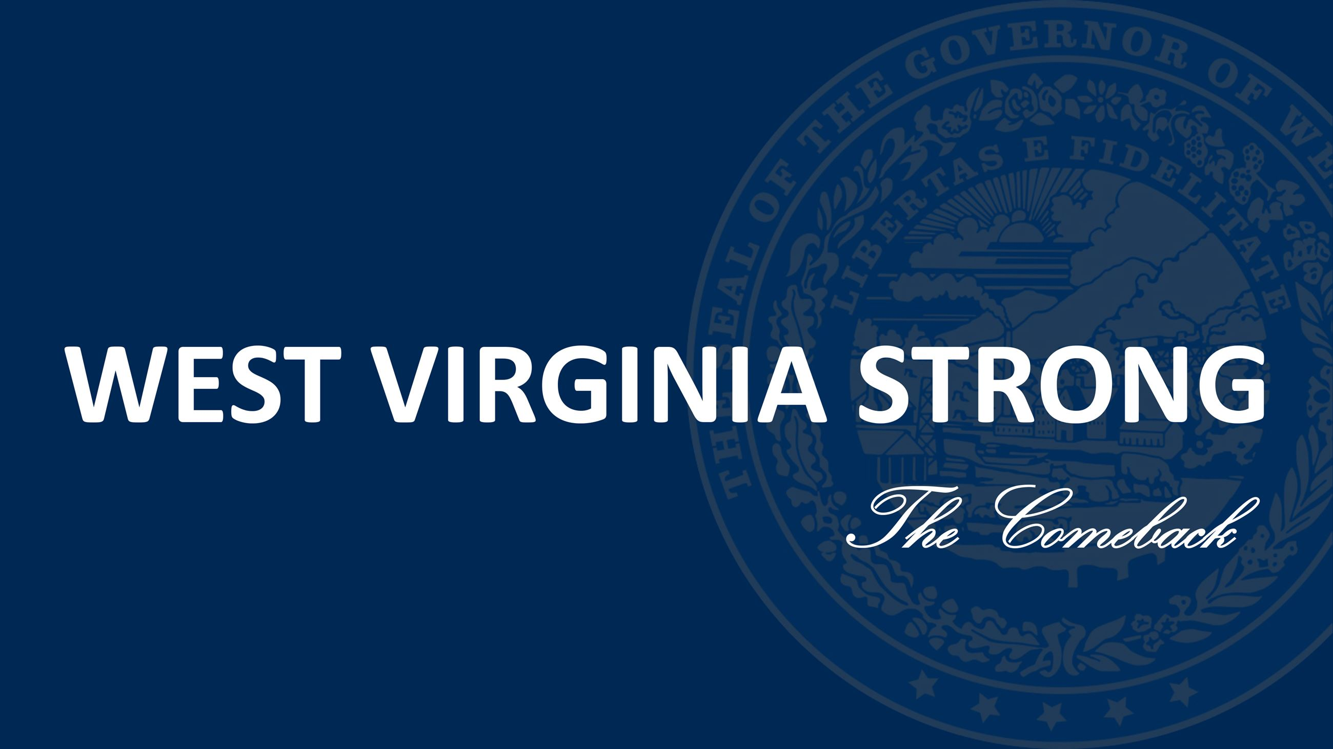 West Virginia Strong - The Comeback - Logo