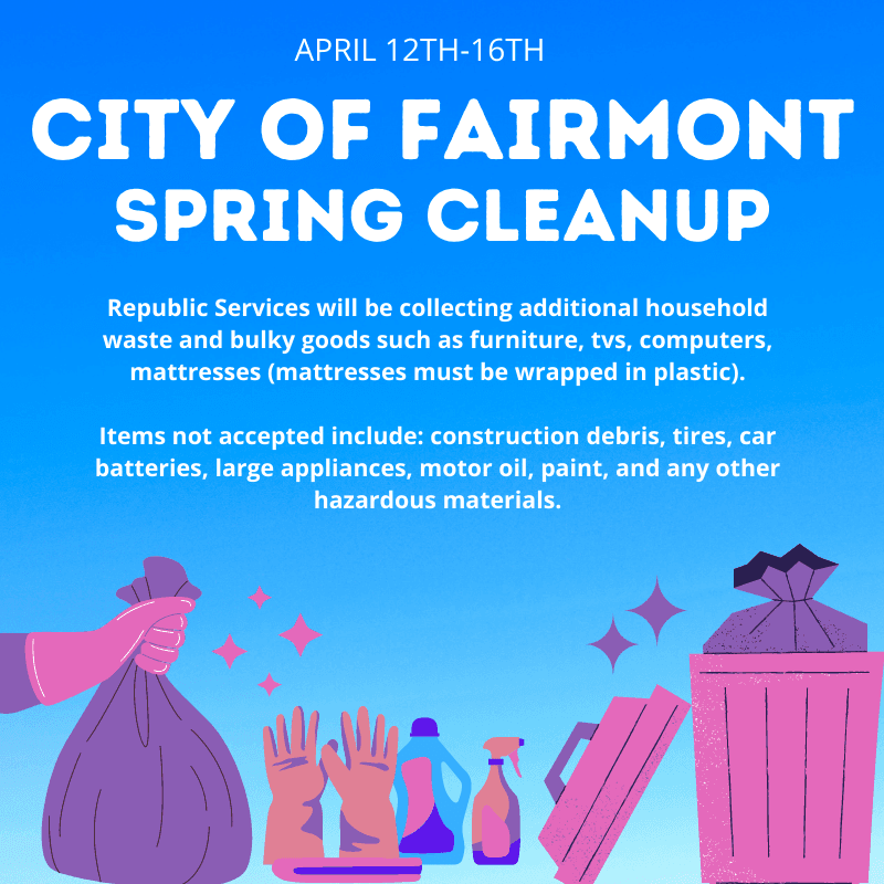 City Clean-Up Poster